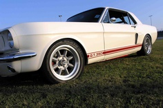 """dacrab-Ford 66 Mustang GT """"Notchback"""" Road Race Car"""