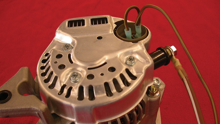 Power Conversions: Upgrading to a Modern Alternator | Articles