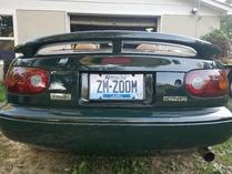 91BRG-Mazda Miata SE