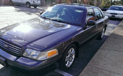 Coldsnap-Ford Crown Victoria LX Sport