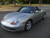 HundredDollarCar-Porsche Boxster