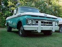blaze86vic-Ford F100 1961