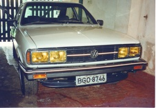 Sandro Daidoji-Volkswagen Passat (Brazilian name - some remeber Audi version here :))