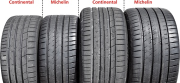 tire test continental vs michelin on a mclaren mp4 12c. Black Bedroom Furniture Sets. Home Design Ideas