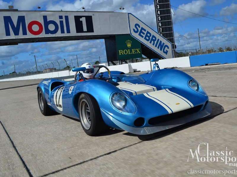 Behind the Wheel: 1965 Lola T70 MK1 | Articles |
