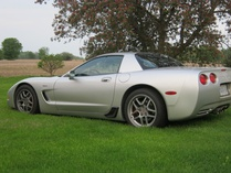 Peabody-Chevrolet Corvette Z06