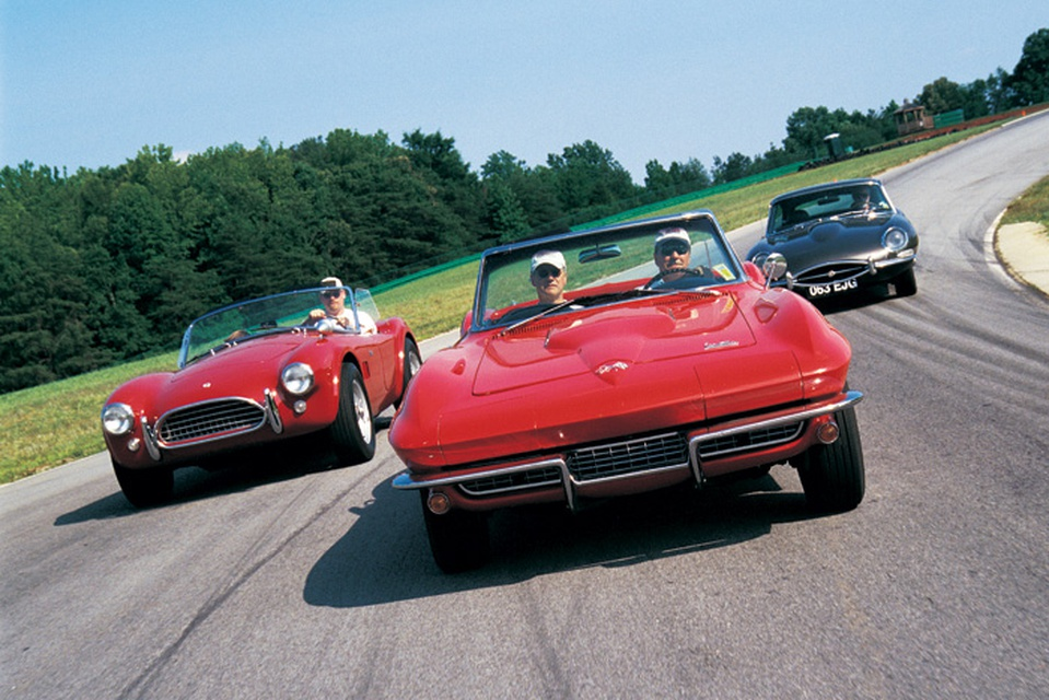 Swinging '60s Supercars| Clic Motorsports forum | on