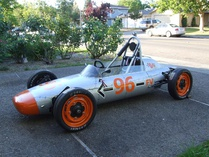 subrew-Vintage Race Cars Autodynamics Formula Vee
