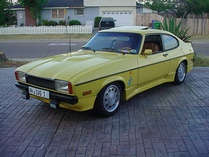SVTDAD-Ford German Capri