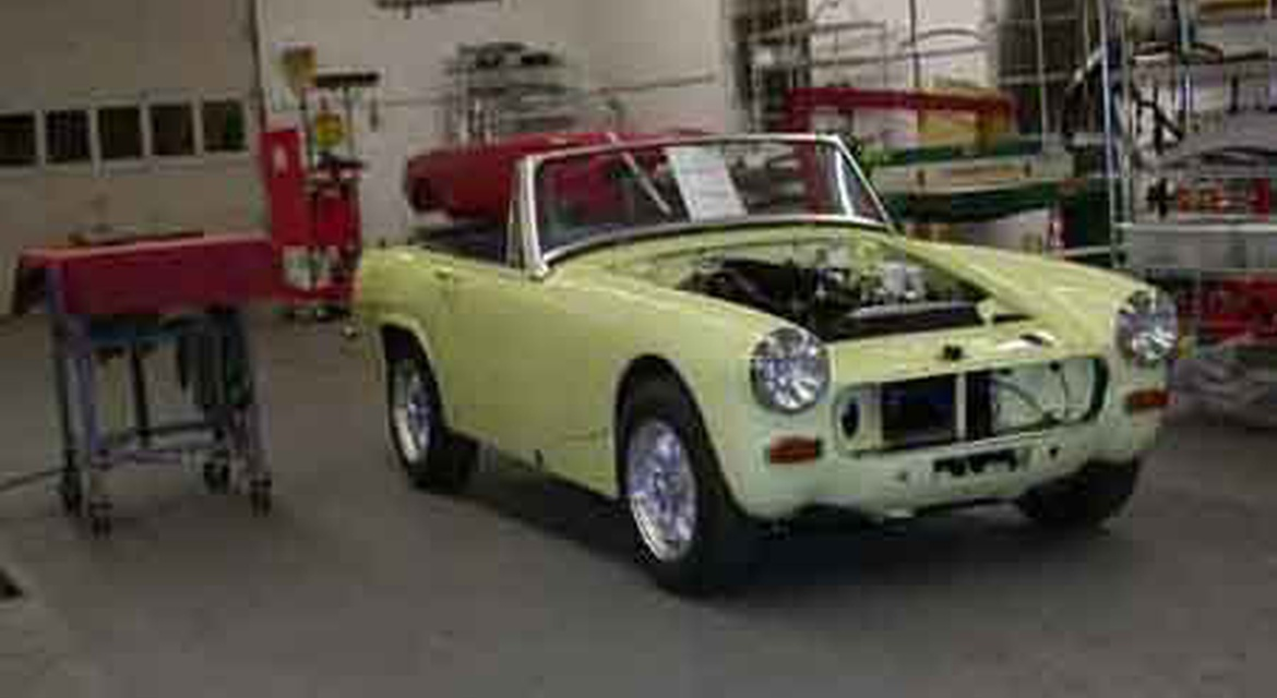 Mg midget rpm help join