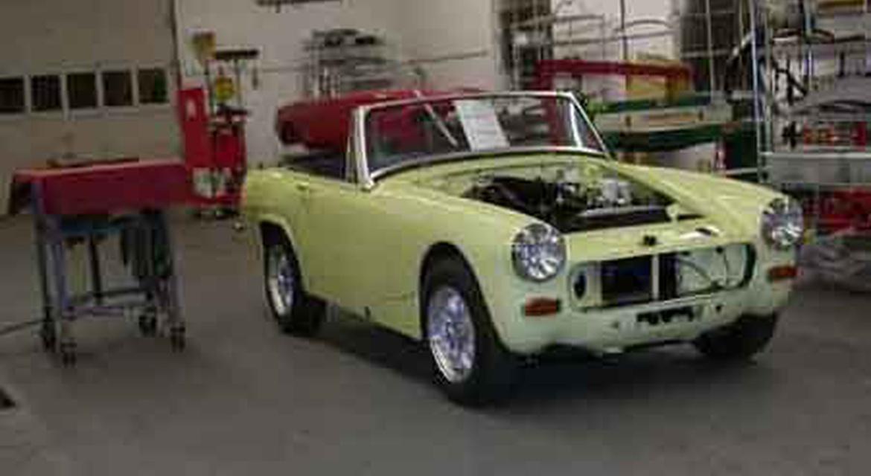 1971 MG Midget