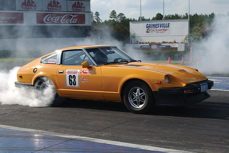 Erik Lawson & Paul Glasspoole: 1981 Nissan 280ZX