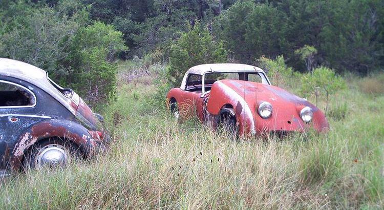 Found a Volkswagen in austin, tx