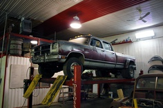 filthyrich-Dodge Ram 12v Cummins Swap 4WD Crew Cab