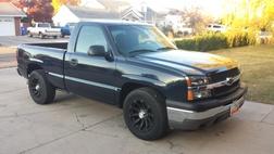asphaltcowboy77-Chevrolet silverado 1500 2door shortbed