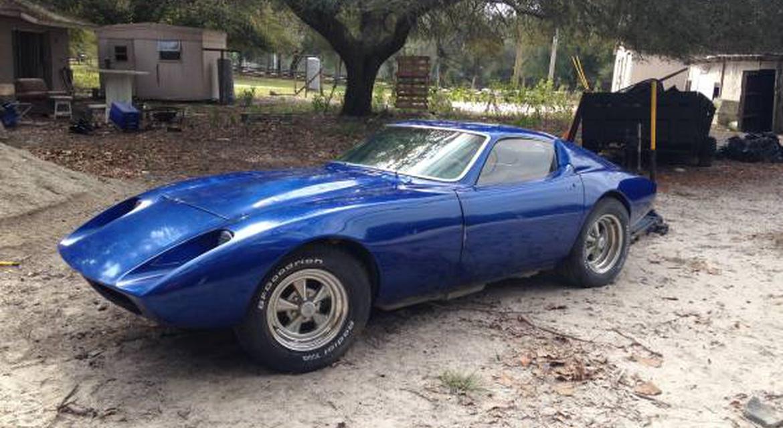 Classic Motorsports Car Catcher: Cool Kit Car| Classic Motorsports ...