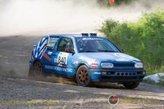dextervw-Volkswagen TDI GTI Rally Car