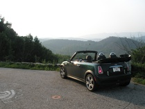 Mr2Spydermon-Mini Cooper S Convertable