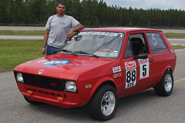 Jonny Pruitt: 1988 Yugo GTV