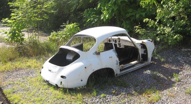 Found a Porsche in Staunton, VA
