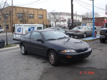 Wally-Chevrolet Cavalier
