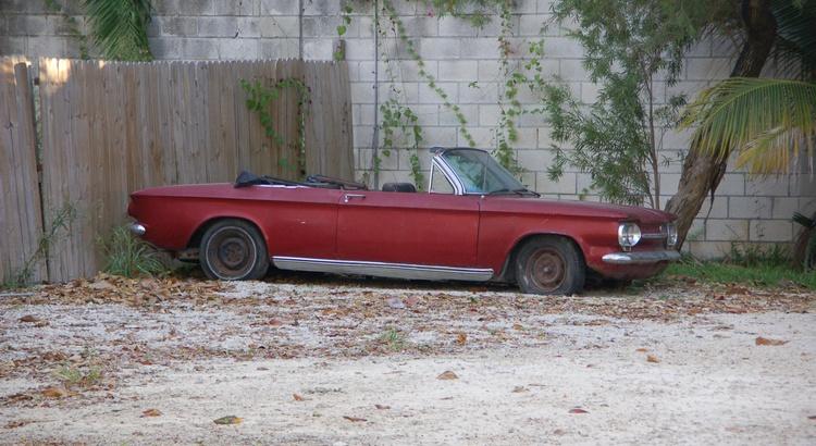 Found a Chevrolet in Key West, FL