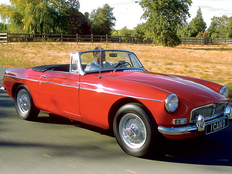 The 1962-1980 MGB | Articles