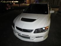 kyoo-Mitsubishi Evolution IX MR