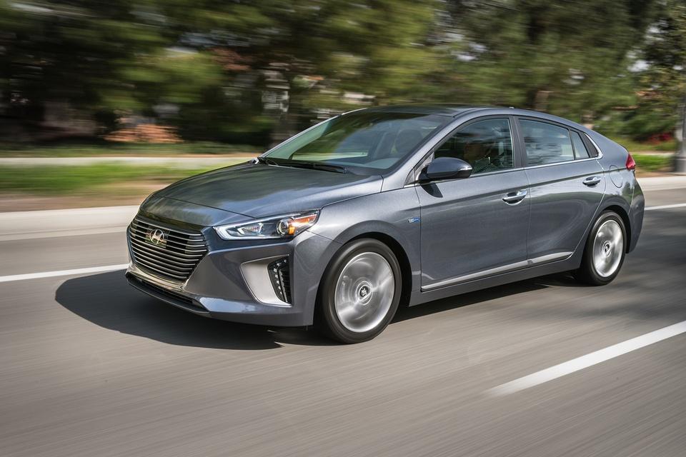 2017 Hyundai Ioniq Hybrid Limited| Grassroots Motorsports forum |