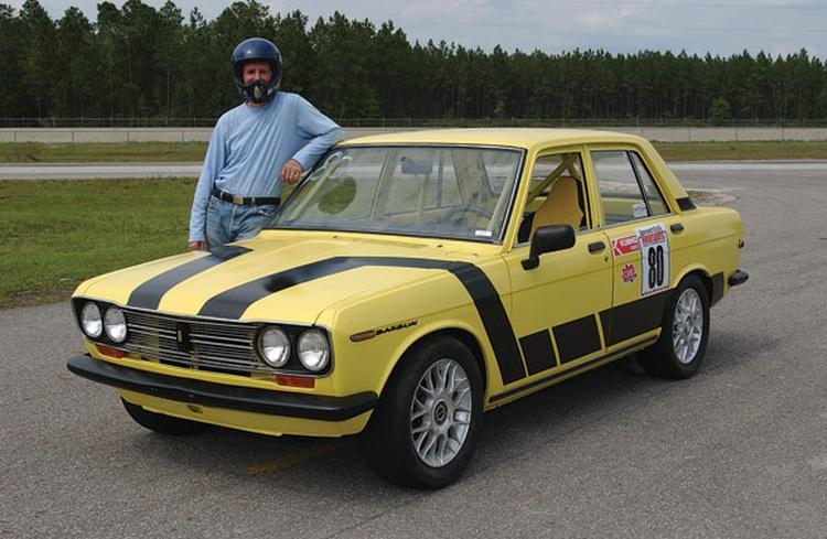 Jeff Hixson & Minh Duong: 1969 Datsun 510