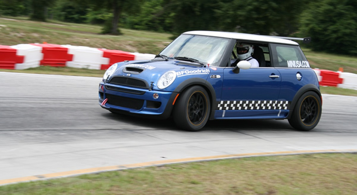 2005 Mini Cooper S Club Racer