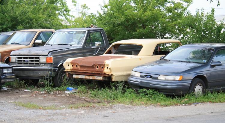 Found a Chevrolet in Lexington, KY