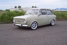 Trent (Generally supportive dude)-Fiat 850 Berlina