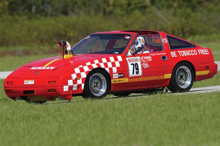 Team Tobacco Free: 1984 Nissan 300ZX