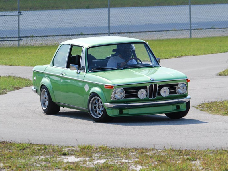 1972 BMW 2002tii | Project Cars |