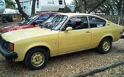 ronbros-Opel Isuzu I-mark