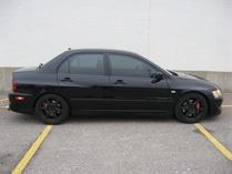 westsidetalon-Mitsubishi Evolution GSR