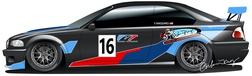 Frank M-BMW 325ci/330ci