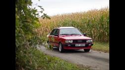 Driggs-Audi 4000s quattro