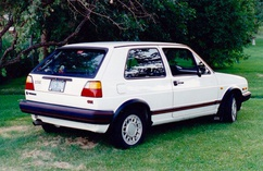 Clarty-Volkswagen Golf GTi