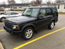 Lugnut-Land Rover Discovery II SE