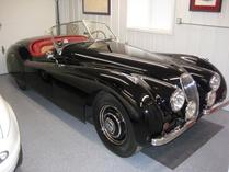 danielmms-Jaguar XK120 roadster