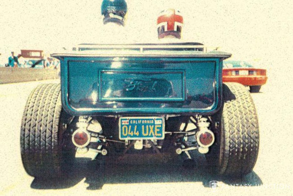 Car Catcher: A Shelby Cobra That Was Once Bodied as a T