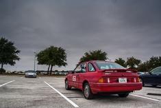 TXratti-Cosworth Merkur XR4Ti