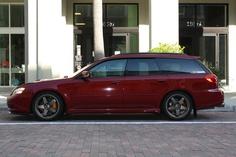 Leonardo-Subaru Legacy 2.5GT wagon