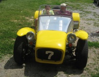 TomCBartlett-Kit Car & Replica Lotus 7 Replica