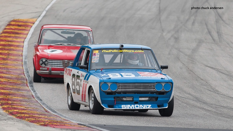 Small-Bore Sedan Racing: Big Back in the Day, Just as Big