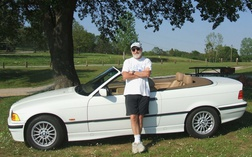gardrl-BMW 323i convertible
