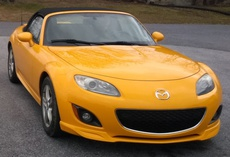 Greg Smith (Forum Supporter)-Mazda MX-5