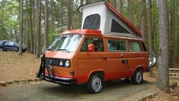 docuome-Volkswagen Vanagon camper